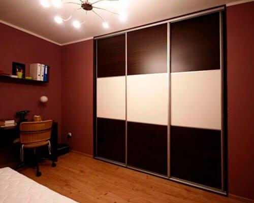 Шкаф-купе в спальню 2