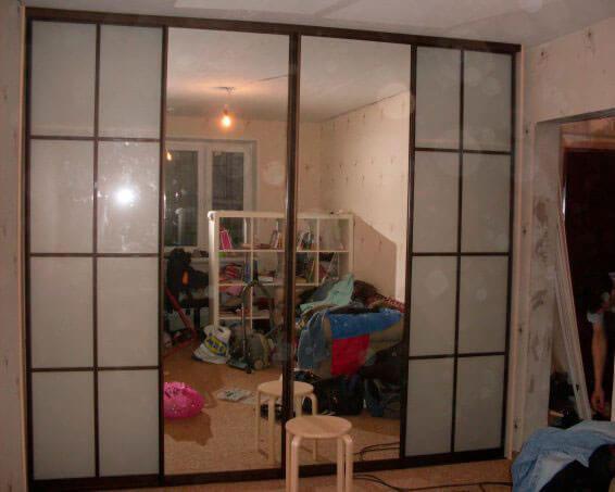Шкаф-купе в спальню 5