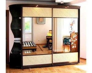 Шкаф-купе в спальню 31