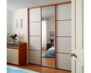 Шкаф-купе в спальню 33