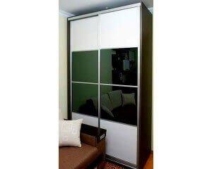 Шкаф-купе в спальню 35
