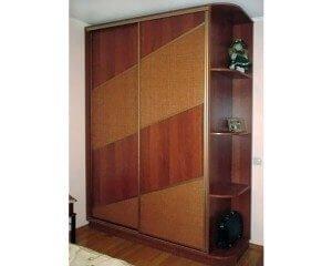 Шкаф-купе в спальню 36