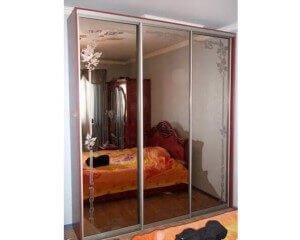 Шкаф-купе в спальню 43