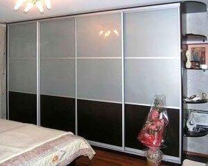Шкаф-купе в спальню 46