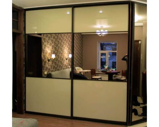 Шкаф-купе в гостиную 11