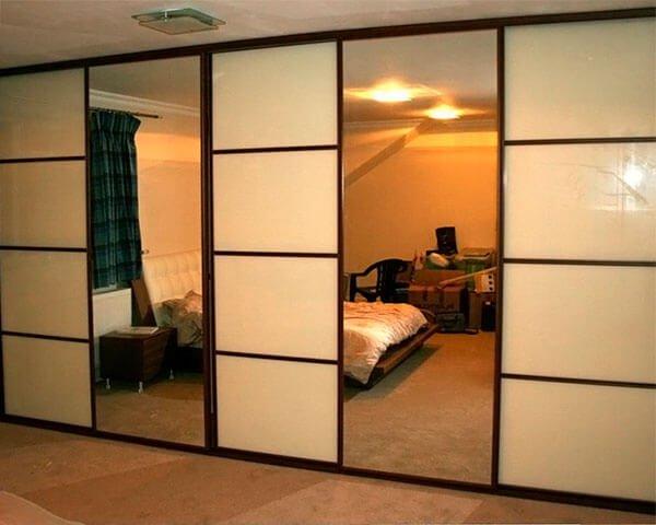 Шкаф-купе в спальню 20
