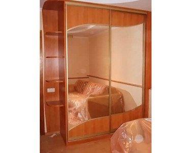 Шкаф-купе в спальню 39
