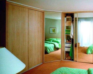 Шкаф-купе в спальню 40